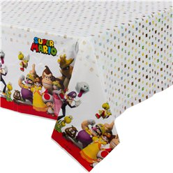 Super Mario Plastic Tablecover