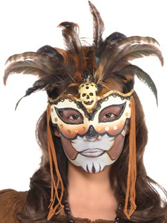 Witch Doctor Mask