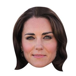 Kate Middleton Mask