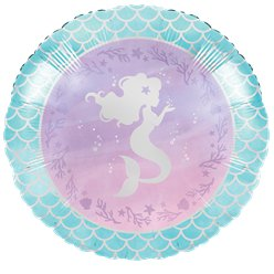"Mermaid Shine Balloon - 18"" Foil"