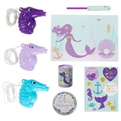 Mermaid Wishes Favour Pack