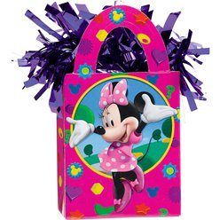 Minnie Mouse Balloon Weight - 156g