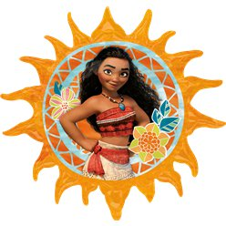 Disney Moana SuperShape Foil Balloon