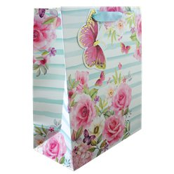Butterflies Large Gift Bag