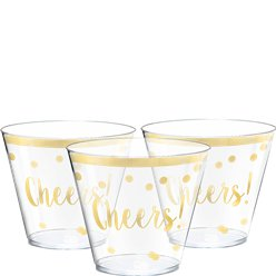 New Year's Cheers Tumbler - 266ml
