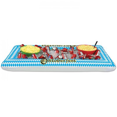 Oktoberfest Inflatable Buffet Cooler - 71cm