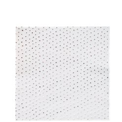 Pick & Mix Rose Gold Spotty Foiled Paper Napkins - 33cm