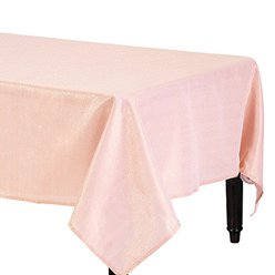 Premium Rose Gold Table Cover - 1.5m x 2.1m
