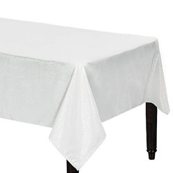 Premium Silver Table Cover - 1.5m x 2.6m