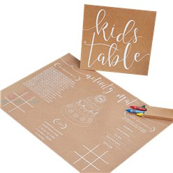 Rustic Country Kids Activity Pack