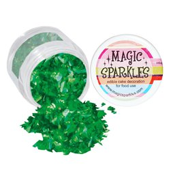 Green Magic Sparkles