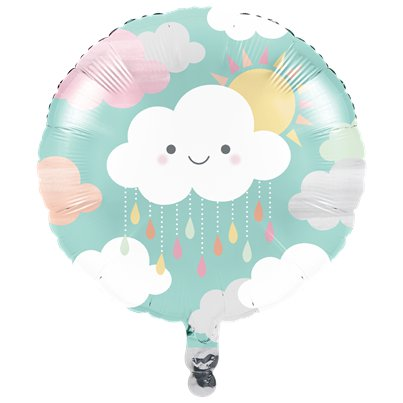 "Sunshine Baby Showers Balloon - 18"" Foil"