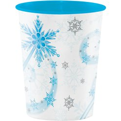 Snowflake Favour Cup