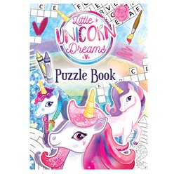 Unicorn Puzzle Book