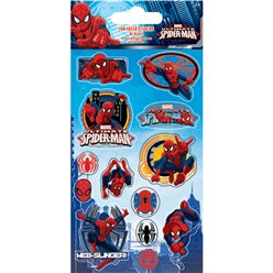 Spider-Man Foil Stickers