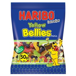 Haribo Mini Yellow Bellies