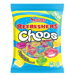 Swizzels Refresher Choos Sharing Bag