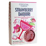 Strawberry Daiquiri Flavoured Gummy Bottles