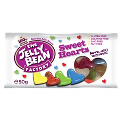 Sweet Hearts Jelly Beans