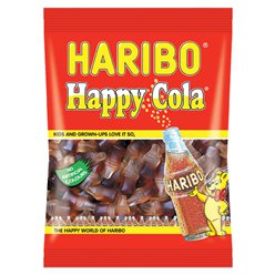 Haribo Happy Cola - Haribo Bag