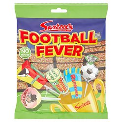 Football Fever Sweets Bag
