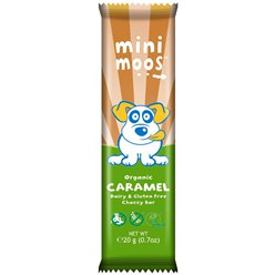 Mini Moo's Organic Caramel Bar