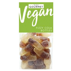 Vegan Fizzy Cola Bottles 160g