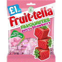 Fruit-tella Strawberry Chews