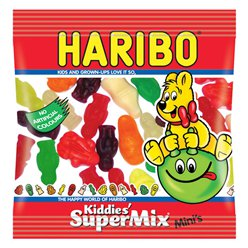 Haribo Kiddies' SuperMix Mini's
