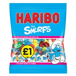 Haribo The Smurfs - Haribo Bag