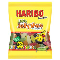 Haribo Little Jelly Men SuperMix - Haribo Bag