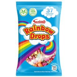 Rainbow Drops Mini Bag
