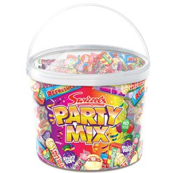 Party Mix Tub