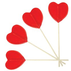 Heart Shaped Lolly - 5g