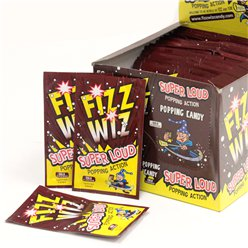 Fizz Wiz Popping Candy - Cola Flavour - 50pk