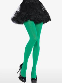 Green Tights - Adult One Size
