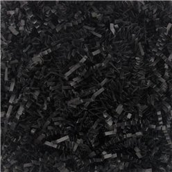 Black Shredded Tissue Paper - 56g