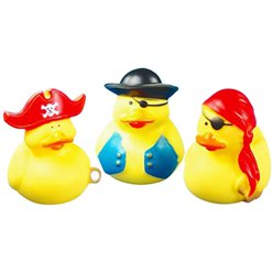 Pirate Rubber Duck