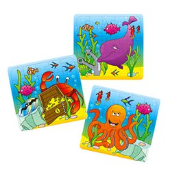 Sealife Jigsaw Puzzle