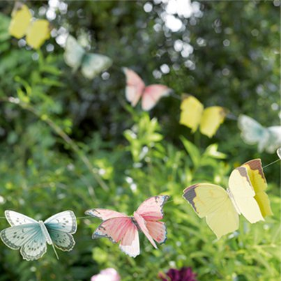 Truly Fairy Butterflies Bunting - 3m