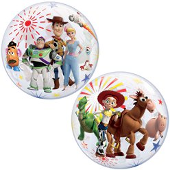 Toy Story 4 Bubble Balloon - 22""