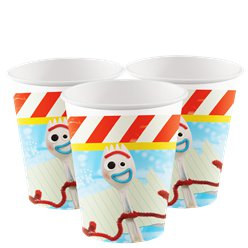 Toy Story 4 Paper Cups - 266ml