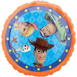 "Toy Story 4 Balloon - 18"" Foil"