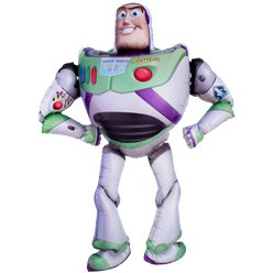 Buzz Airwalker Balloon - 62""