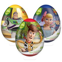 Toy Story 4 - Fun & Fruity Action Egg