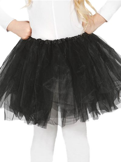 Black Tutu - Child One Size