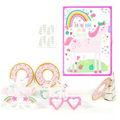 Unicorn Party Games Kit