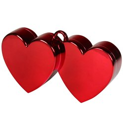 Red Double Heart - 170g