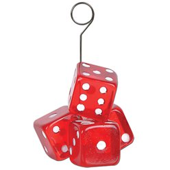 Dice Balloon Weight - 170g