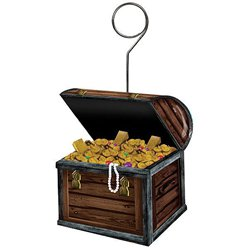 Treasure Chest Balloon Weight - 170g